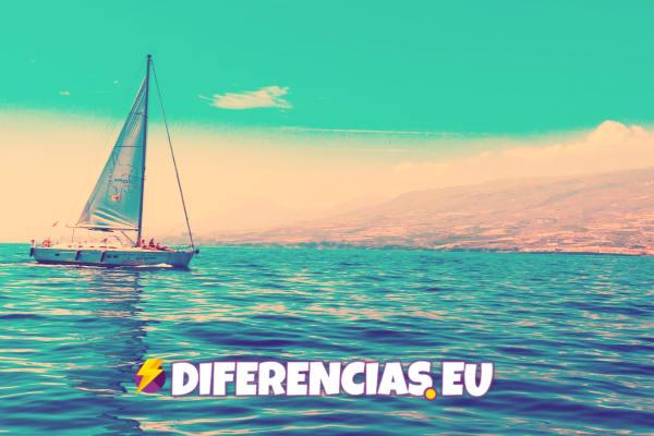 Diferencia entre Mar y Océano
