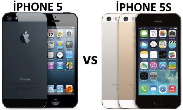 Iphone 5 y 5S