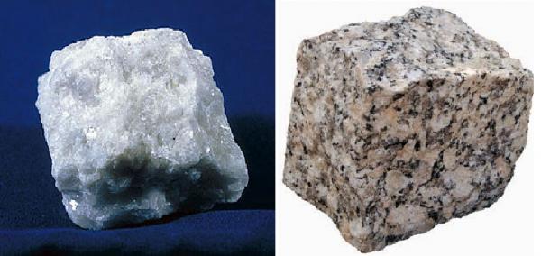 Diferencia entre m rmol y granito for Granito caracteristicas