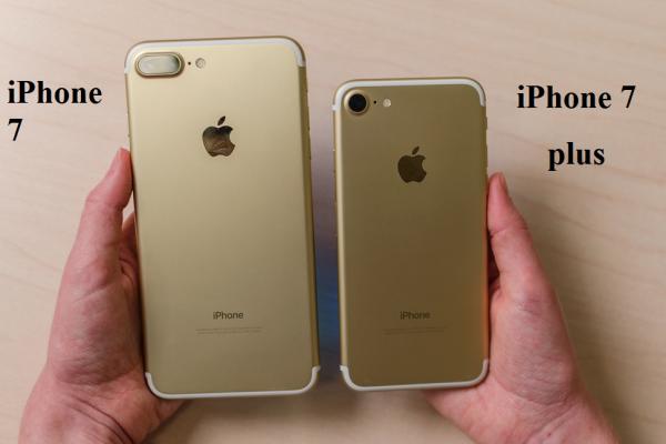 Diferencias Entre Iphone 7 Y Iphone 7 Plus Solución