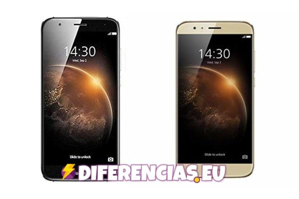 Diferencias entre Huawei G8 y GX8