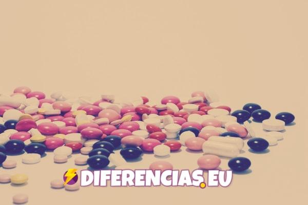 Diferencias Lorazepam y Diazepam