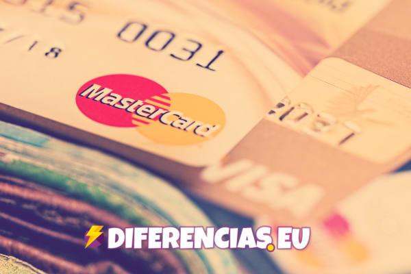 Diferencia entre Visa y MasterCard