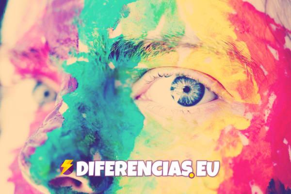 Diferencia entre sensación y percepción