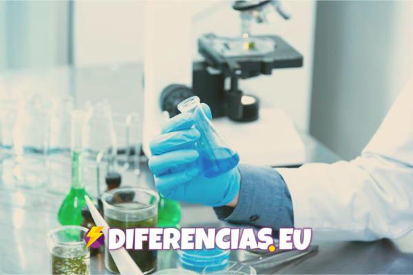 Diferencia materia orgánica e inorganica