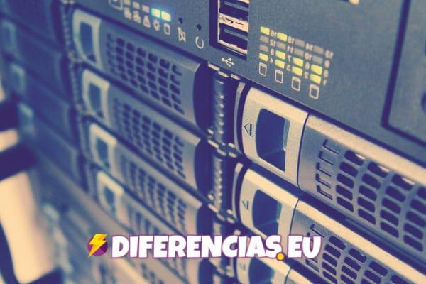 Diferencias entre Hosting y Servidor
